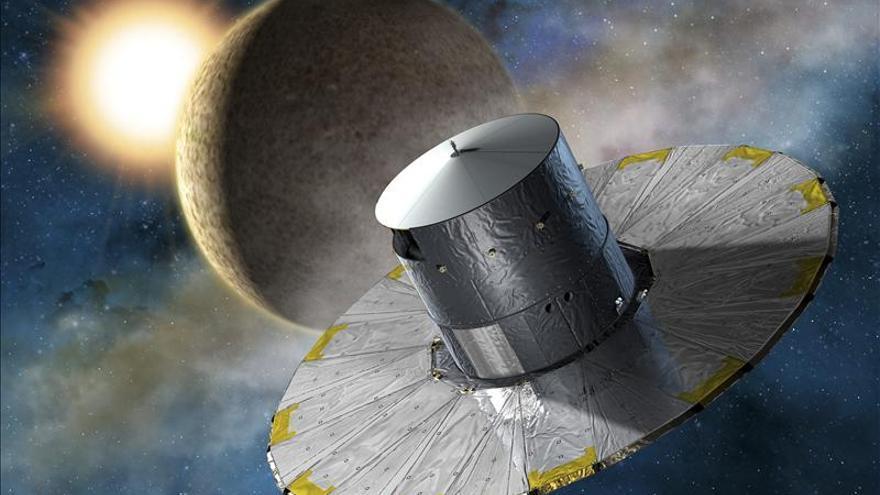La sonda Gaia llega al punto desde donde cartografiará la Vía Láctea