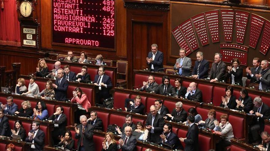 La Liga Norte presenta millones de enmiendas a la ley de reforma del Senado