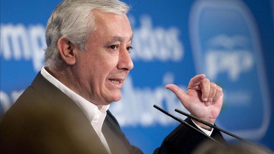 Javier Arenas, vicesecretario general del PP. EFE