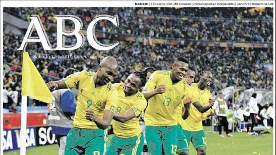De las portadas del día (12/06/2010) #1