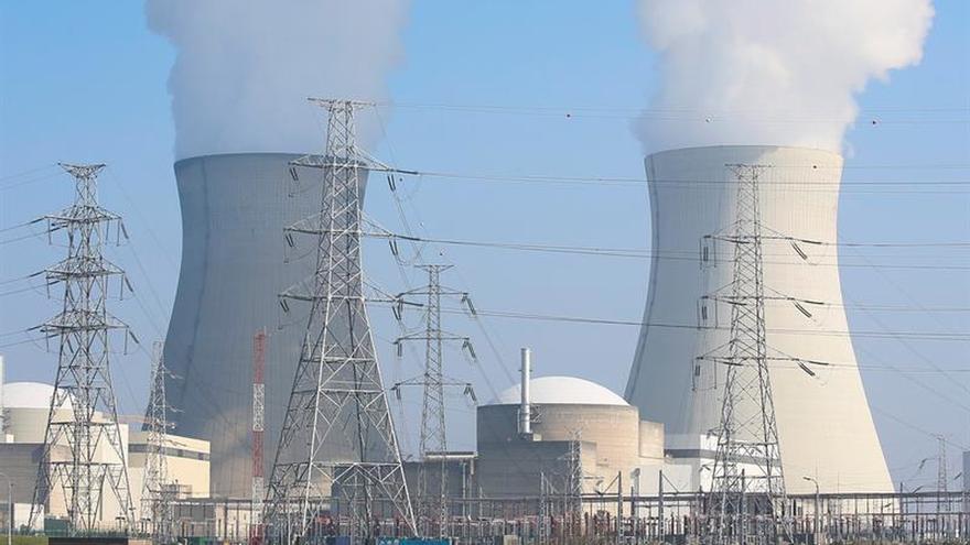 Bélgica pospone la votación de la ley para prolongar la vida de los reactores Doel 1 y 2