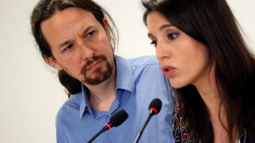 Iglesias denunció en octubre el pirateo de una cámara de Interior en su chalé