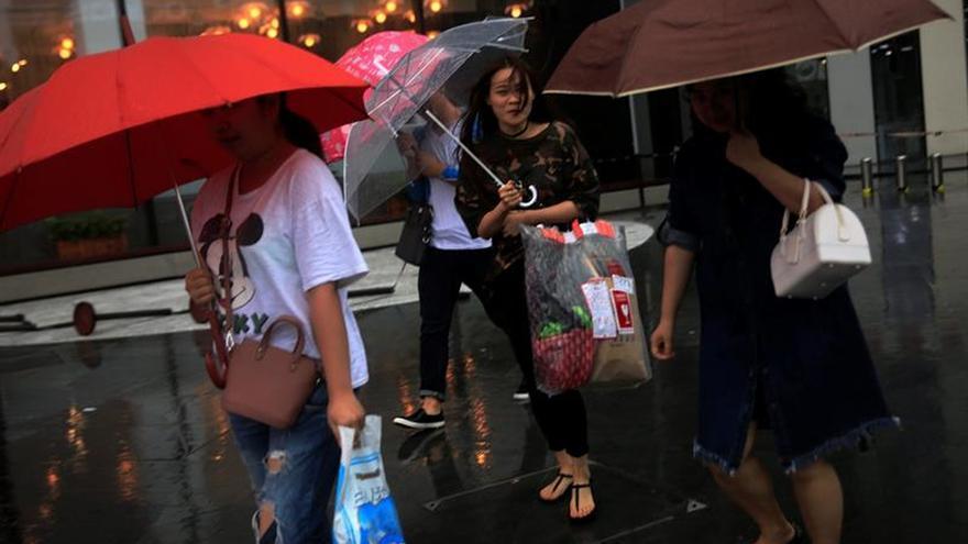 Las fuertes lluvias causan más de 100 muertos en el norte y centro de China