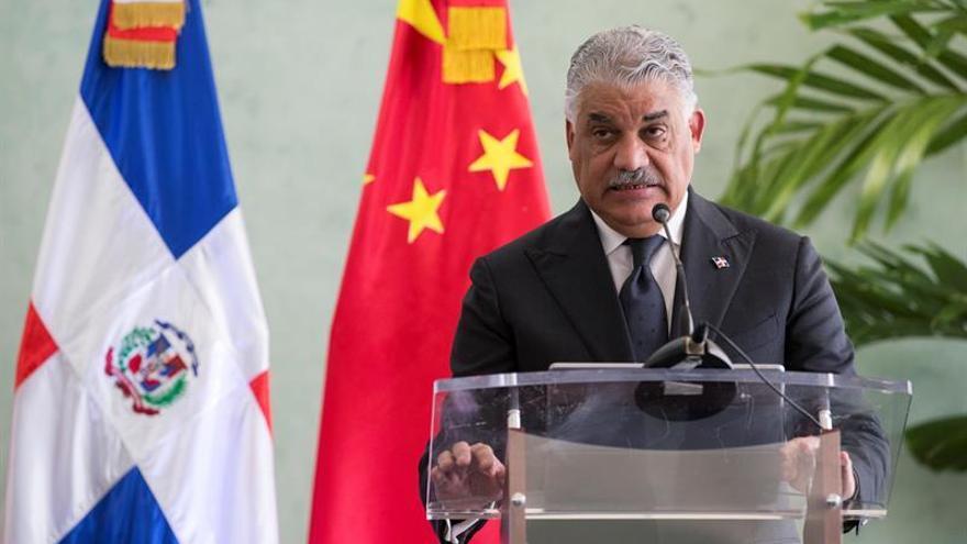 República Dominicana y China avanzan sobre un acuerdo de servicios aéreos