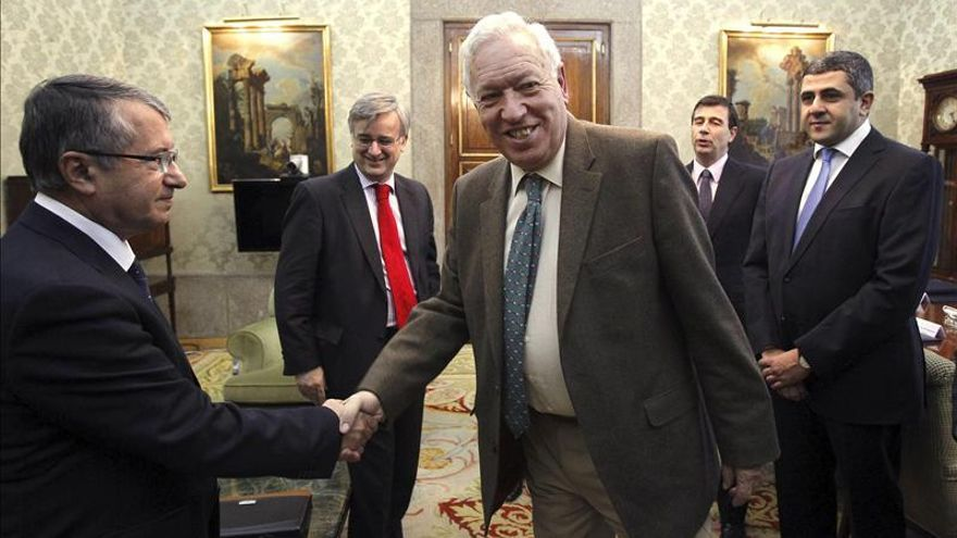 Margallo no comenta el interés de Pemex por Repsol al ser de ámbito empresarial