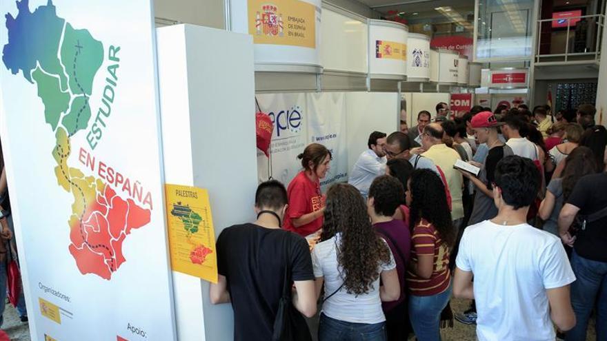 Universidades españolas presentan su oferta para los estudiantes brasileños