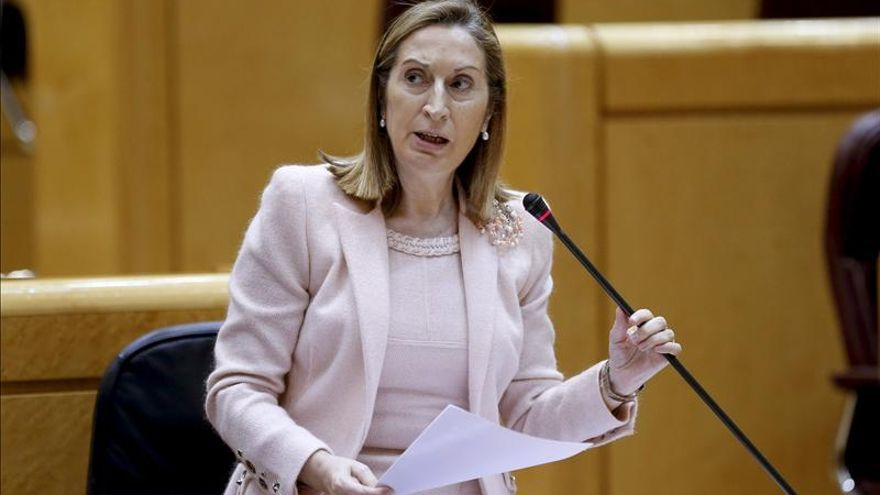 La ministra de Fomento de España inaugurará un foro de Efe en Brasil