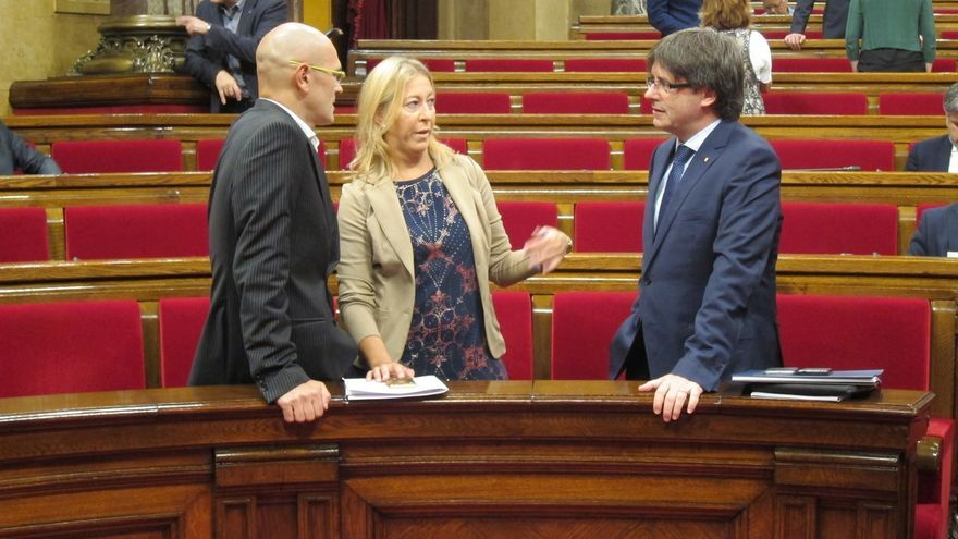 Puigdemont supera la cuestión de confianza sin que la CUP garantice los Presupuestos