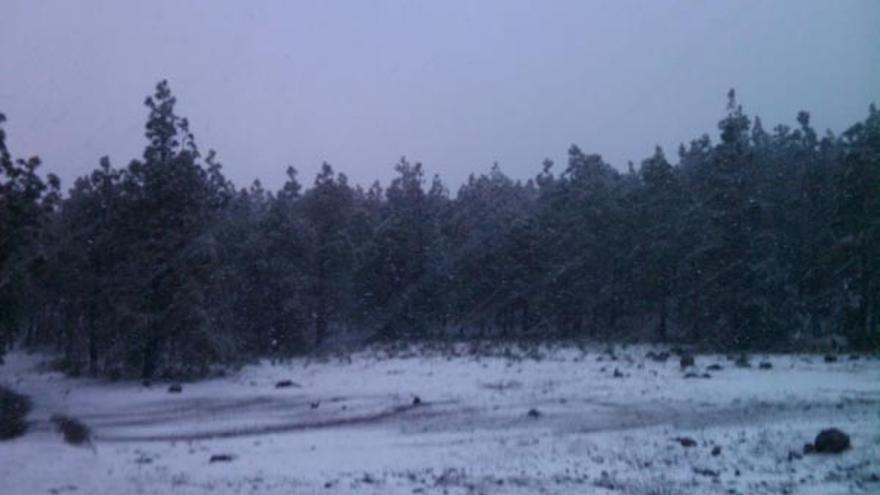 De la nieve en Gran Canaria (I) #5