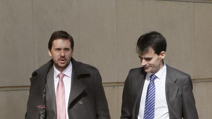 Cinco empresarios declaran mañana por el caso Bárcenas