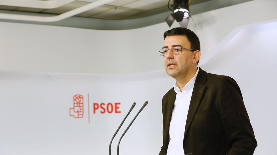 El PSOE está seguro de que todos sus diputados mantendrán la disciplina en la votación de la senda de estabilidad
