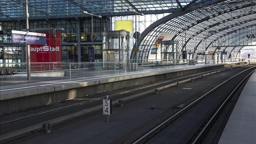 Los maquinistas de tren alemanes rechazan la propuesta de acuerdo y siguen su huelga
