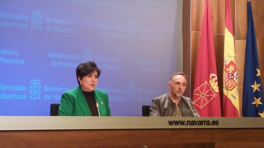 El Gobierno de Navarra podría aumentar la OPE de Secundaria y FP en función de la tasa de reposición y estabilidad