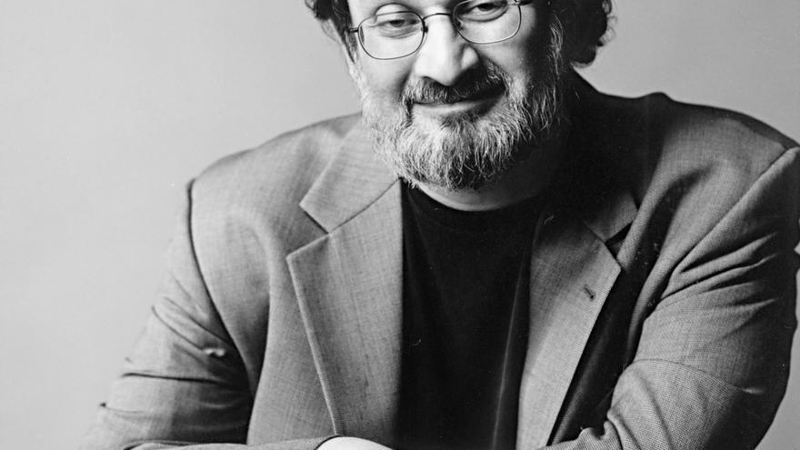 El escritor Salman Rushdie es uno de los protagonistas de la programación de la Noche de los Libros.