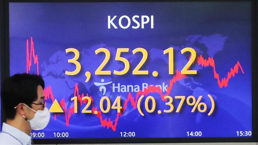 Las tecnológicas hacen subir a Seúl un 0,26 por ciento
