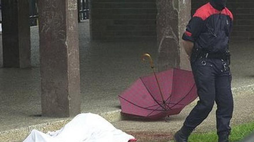 Asesinato del periodista de El Mundo, José Luis López de la Calle.