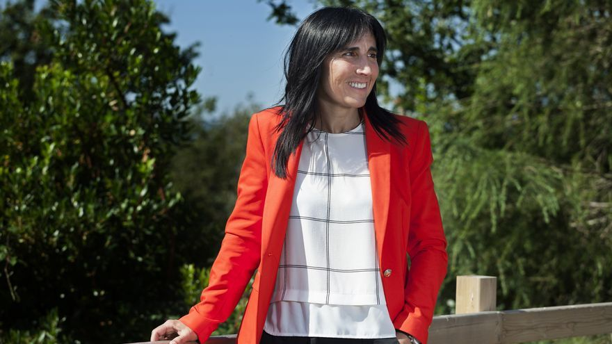 La candidata Nekane Balluerka.