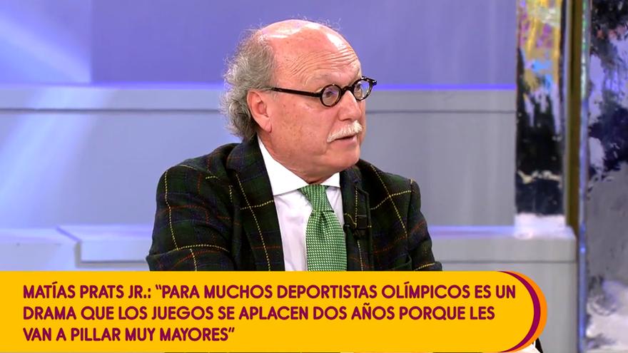El Doctor Guitiérrez en 'Sálvame'