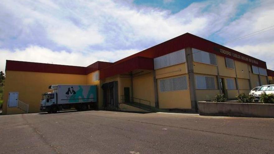 Instalaciones del Matadero Insulardel Cabildo.