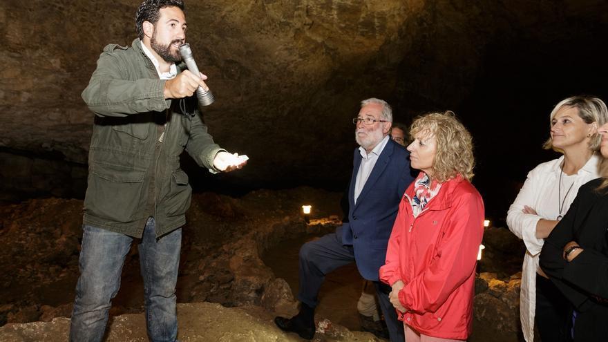 """AMPL Las excavaciones arqueológicas vuelven a El Pendo, """"un gran cerebro fósil"""""""