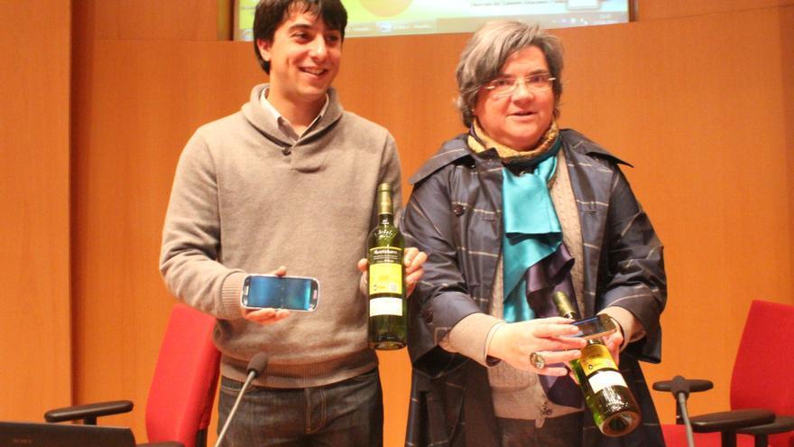 """Bilbao Turismo apuesta por el txakoli """"tecnológico"""" como embajador de la villa en el Día mundial de Internet"""