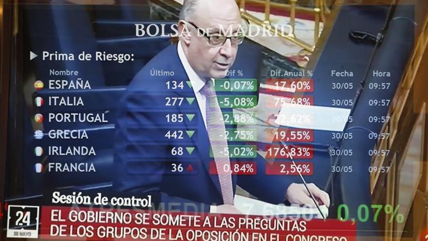 Montoro dice que la moción ha costado el triple que la subida de las pensiones