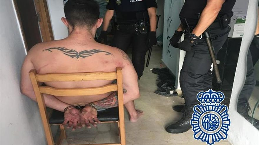 Detenido por la muerte de un hombre encontrado calcinado en Sevilla