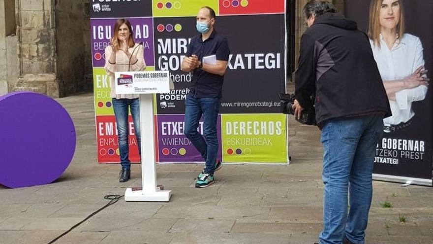 """Gorrotxategi propone """"blindar"""" la sanidad pública en los presupuestos e invertir 4.000 millones en la legislatura"""