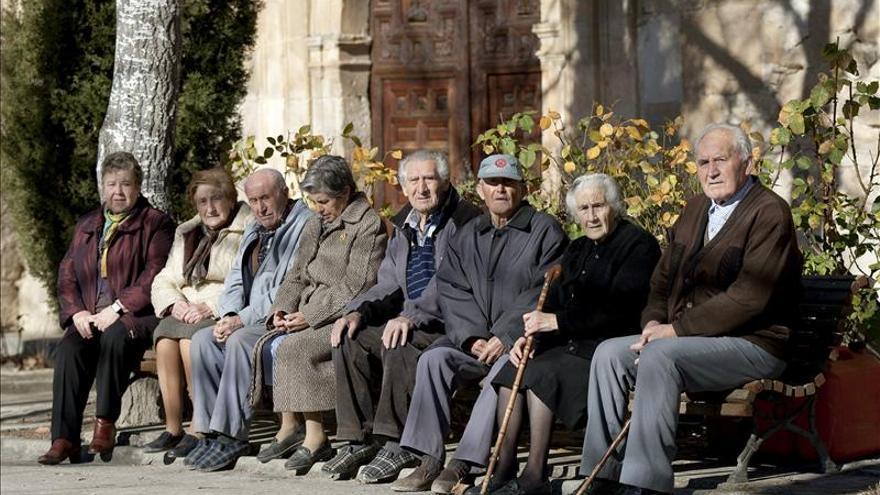 El 20 por ciento de los pensionistas son la principal fuente de ingresos de su familia