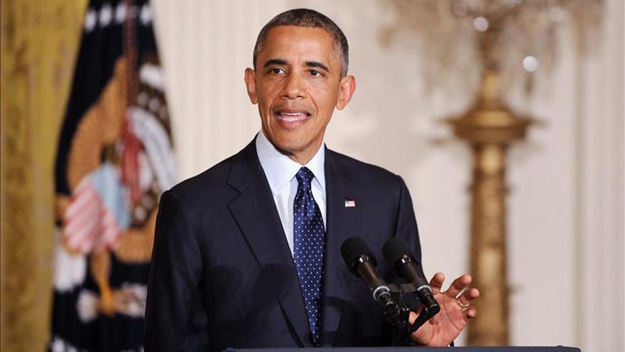 Obama dice que Siria es un problema internacional y EE.UU. no actuará en solitario