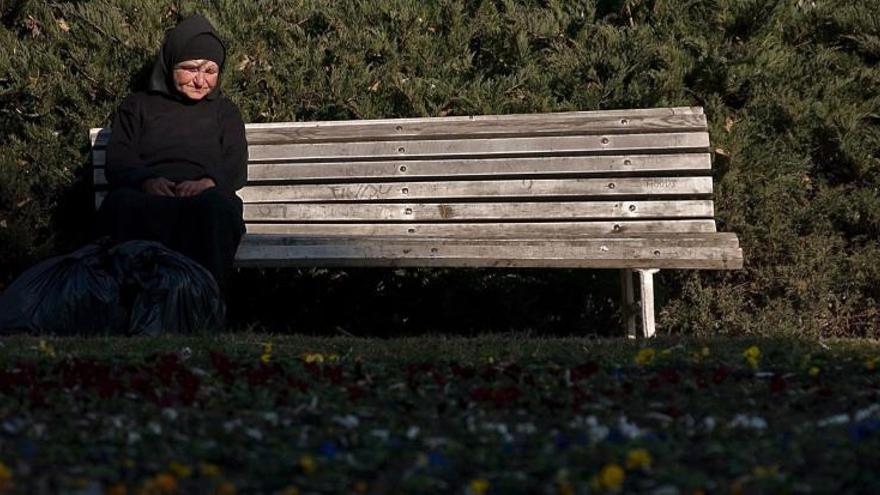 La soledad, un factor de riesgo de demencia cuando no es deseada