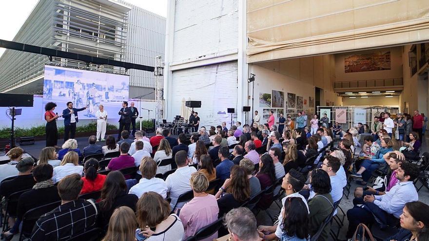 La Base, sede del Placemaking que se celebra en la Marina de València