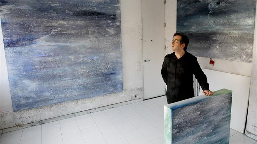 """Londres acoge """"El Universo desconocido"""" del artista español Alberto Reguera"""