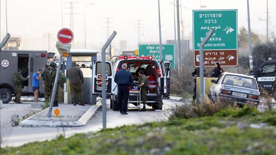 Un soldado israelí herido leve al ser apuñalado por un palestino en Jerusalén