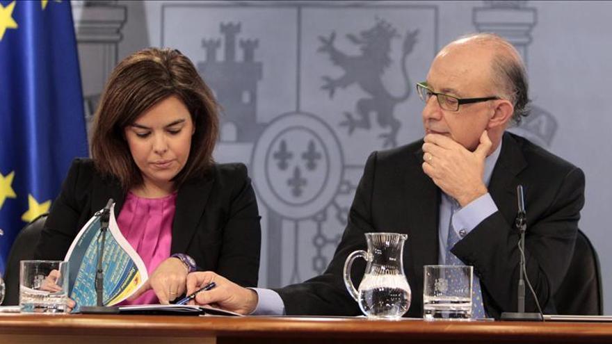 El Gobierno mantendrá la subida del IRPF hasta 2015