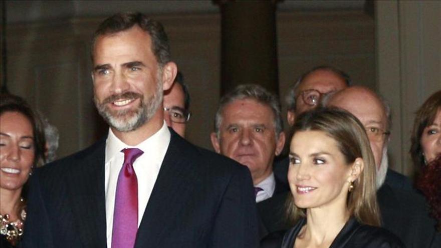 Los Príncipes de Asturias viajan la semana próxima a California y Florida