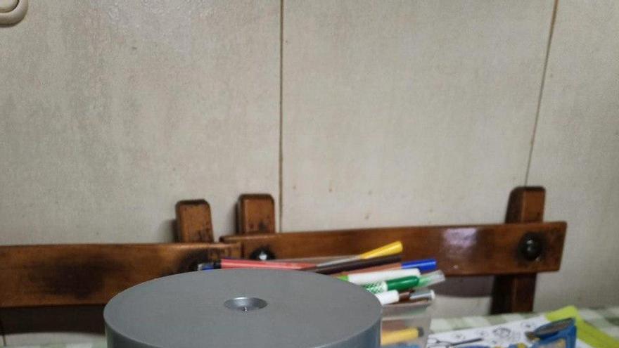 Un test realizado este jueves en un domicilio particular por parte de Osakidetza