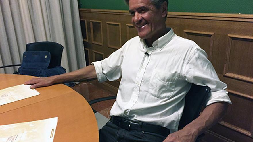 El eurodiputado del PSOE Juan Fernando López Aguilar.
