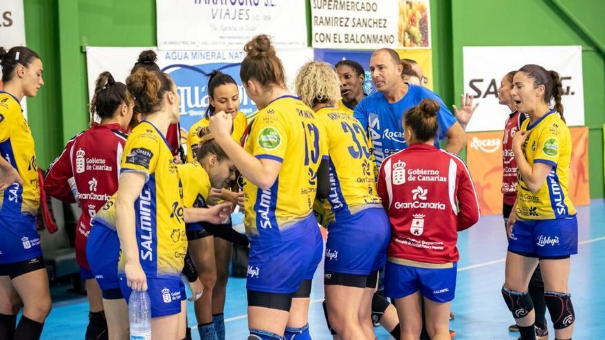El Rocasa Gran Canaria consigue plaza extra para la Women's EHF European Cup 2020-2021