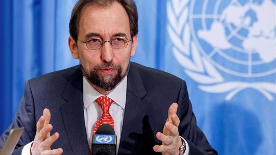 Si Trump socava los derechos humanos de grupos o individuos la ONU lo denunciará