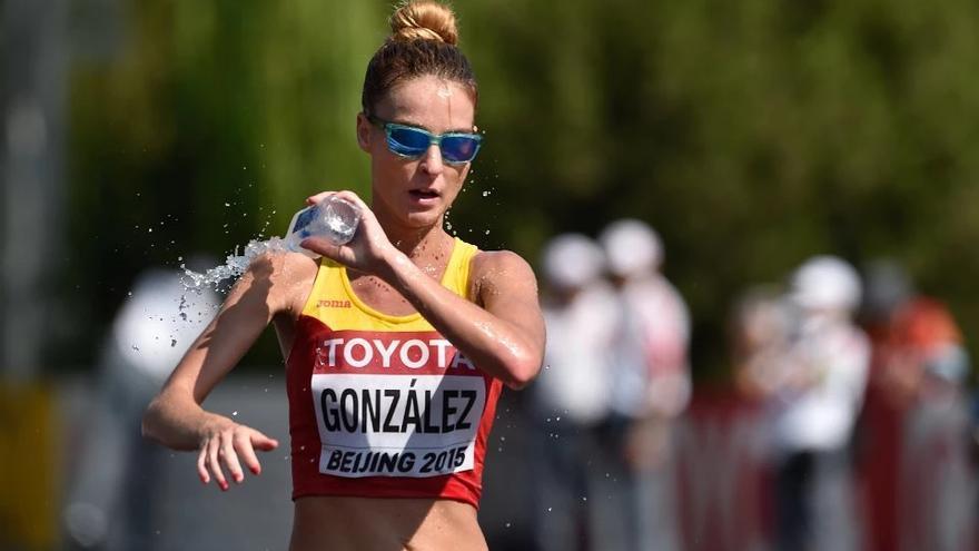 La atleta Raquel González participará en el Cross de Navidad.