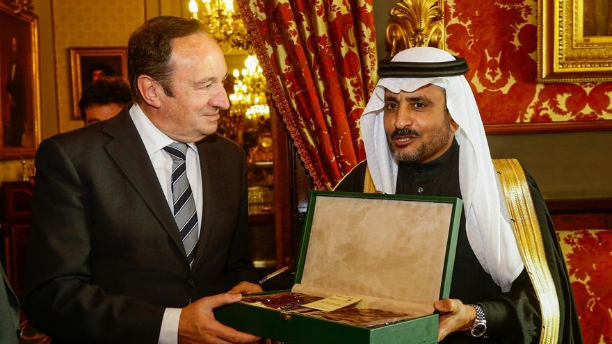 Arabia Saudí expone a diputados y senadores españoles su plan de reformas económicas 'Visión 2030'