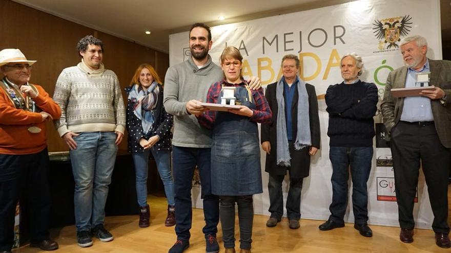 Nieves Zapico y Álvaro Egea FOTO: Facebook La Mejor Fabada del Mundo