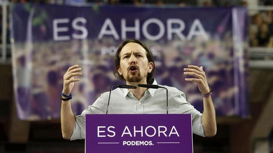 """Pablo Iglesias: """"El populismo de izquierdas es clave para el cambio"""""""