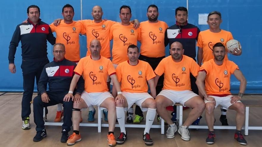 El equipo de fútbol sala del Puerto gana su décimo título del campeonato de España