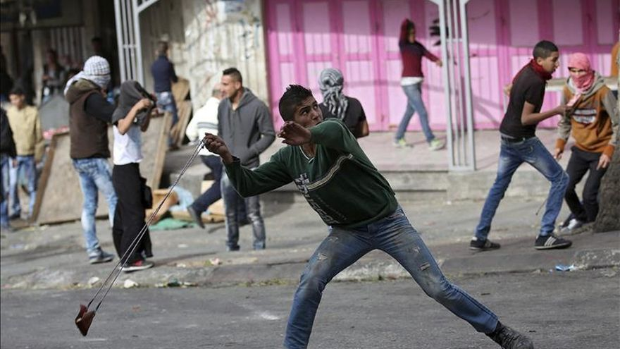 Un palestino muerto tras atropellar a un israelí en Cisjordania