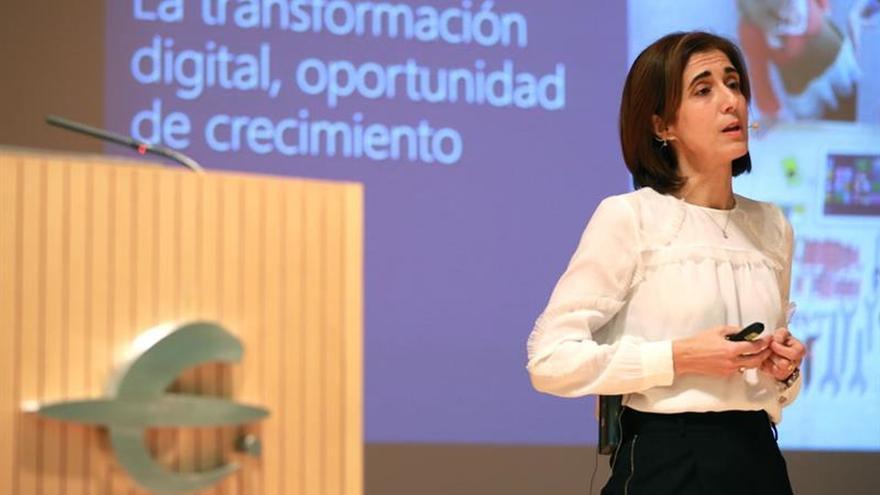 """La """"nube"""" y la inteligencia artificial, claves en la transformación digital"""