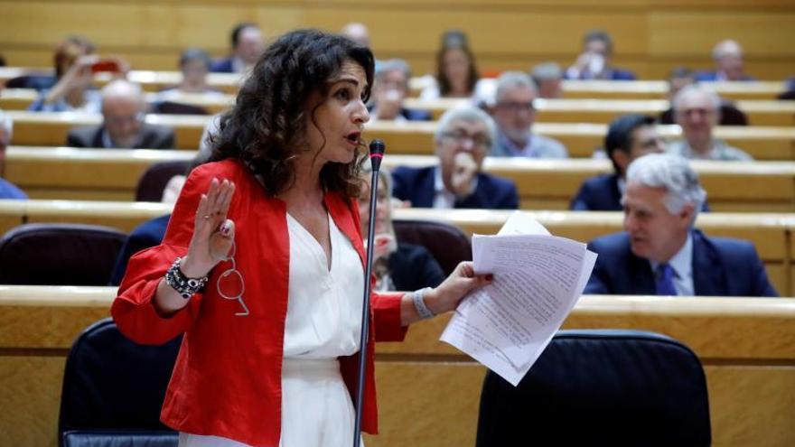 Montero asegura que no habrá concesiones discriminatorias en financiación
