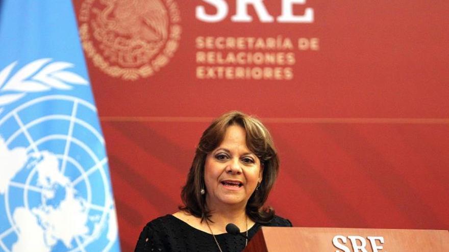 México presenta modelo de protección para menores migrantes que viajan solos