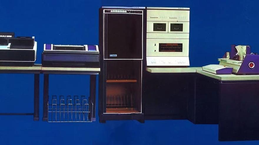 El Factor-S era el primer ordenador diseñado y fabricado por Telesincro